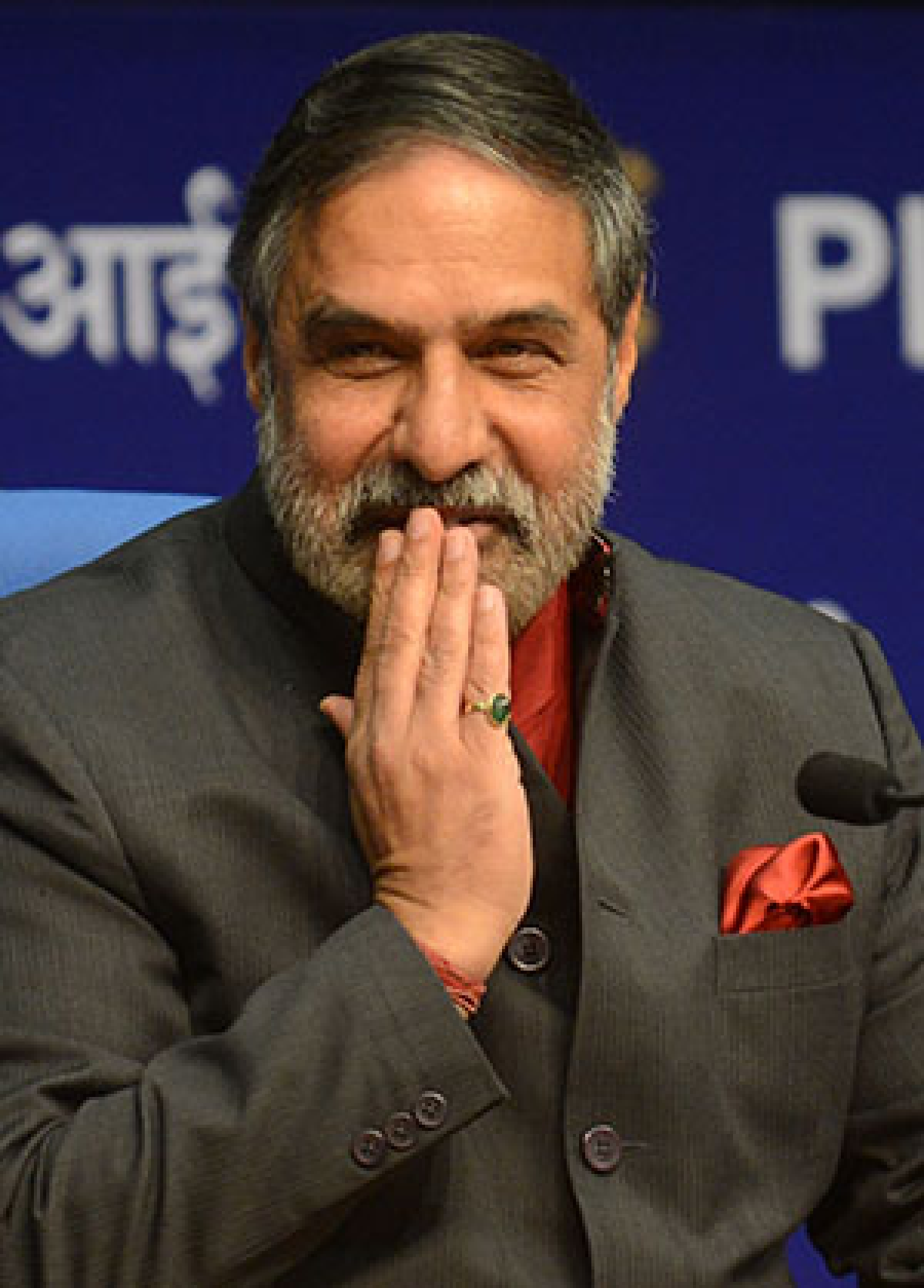 Anand Sharma accuses US of  'unacceptable protectionism'