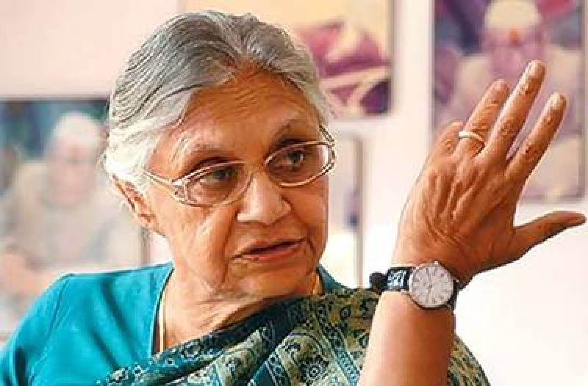 Change law on governors: Shiela Dikshit