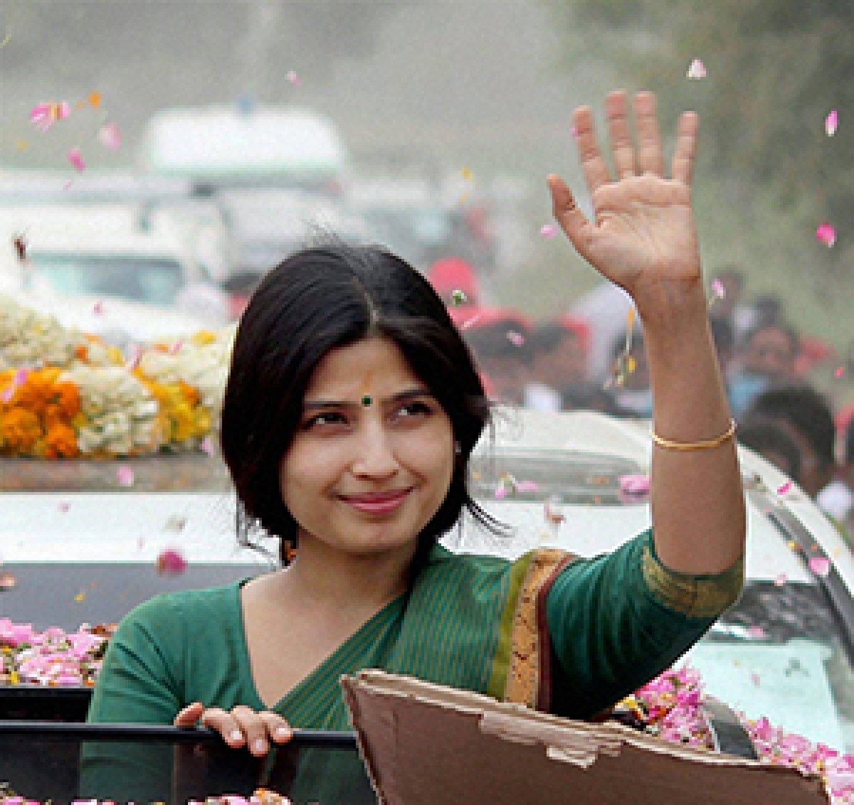Crime against women should be dealt with seriousness: Dimple