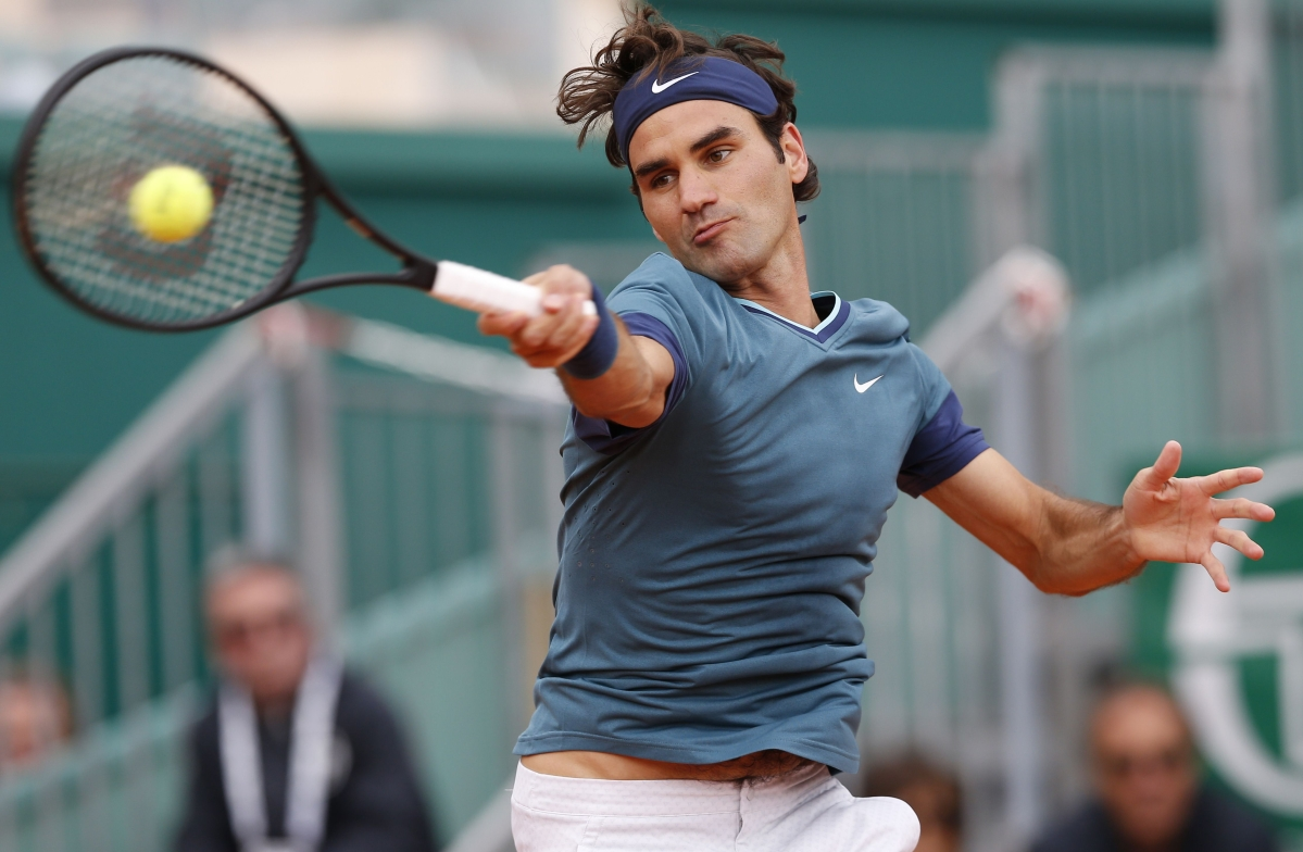 Roger Federer beats Gael Monfils to reach his 9th US Open Semifinal