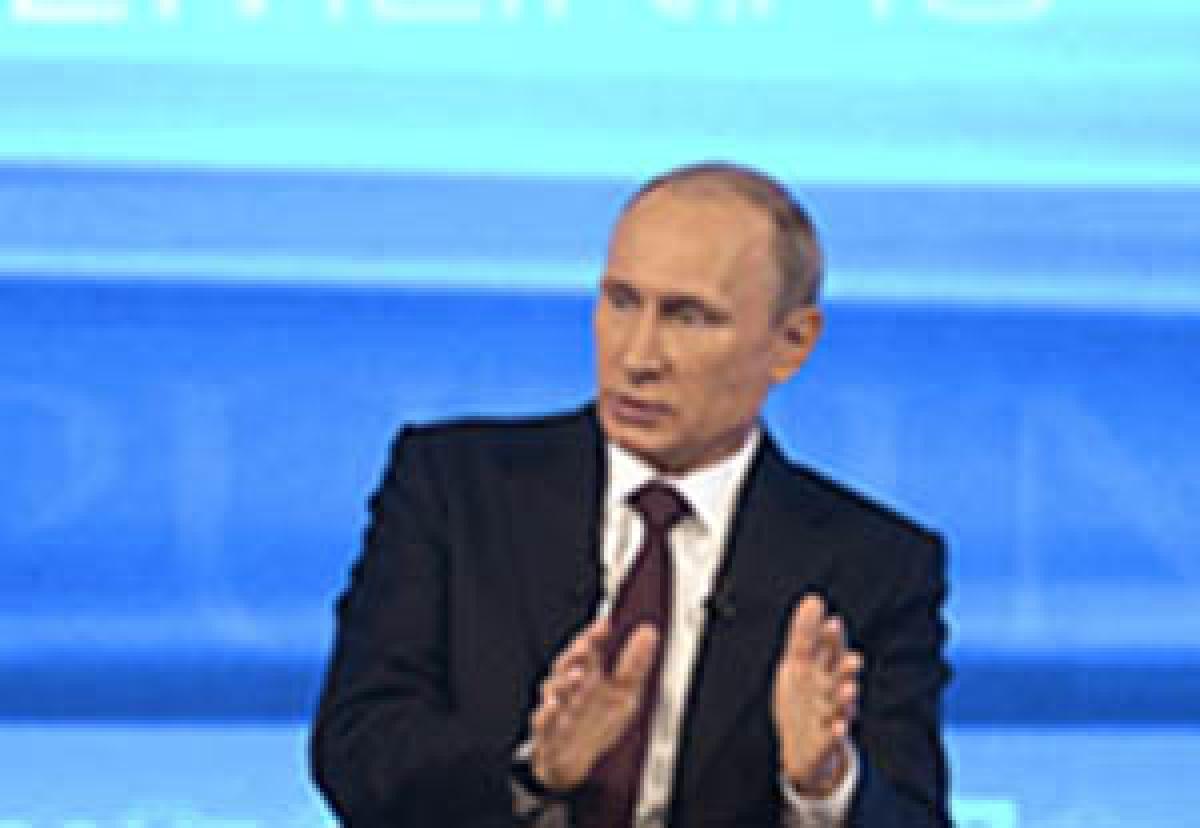 Putin signs law on ratifying EEU treaty