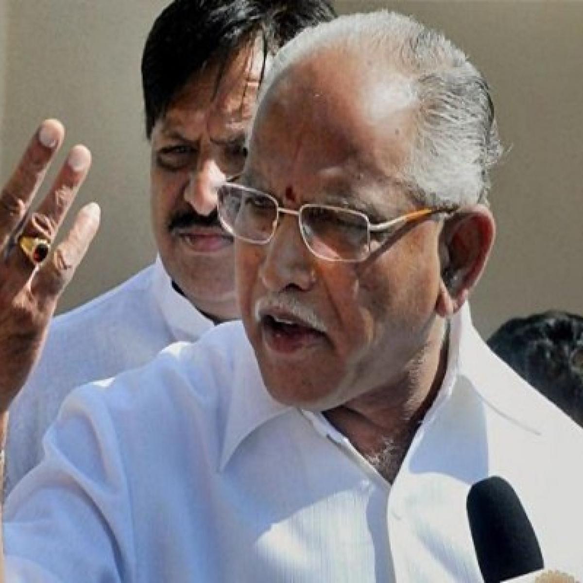 Will B S Yeddyurappa survive his full term?