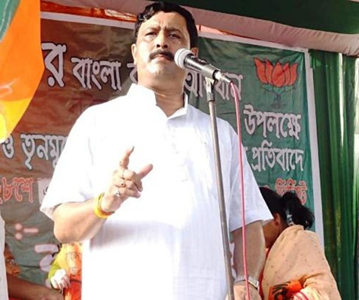BJP's Bengal unit Rahul Sinha