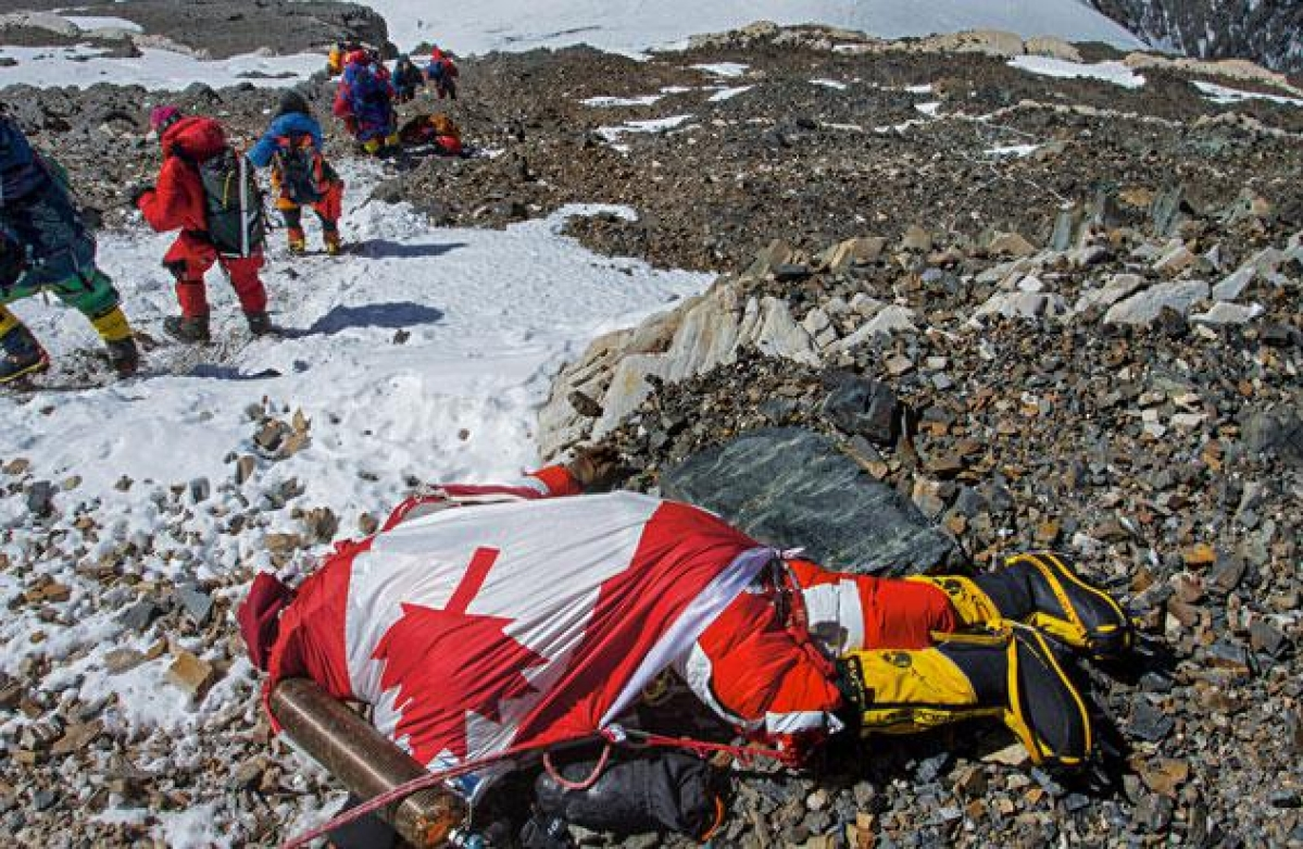 Identifying Mount Everest bodies an uphill task for Nepal