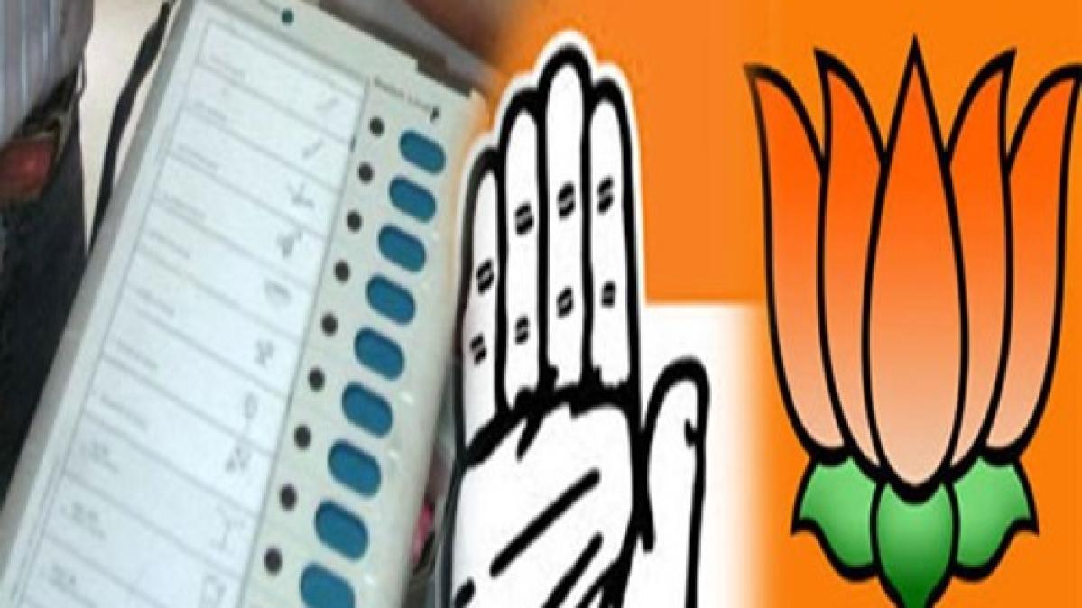 Vikroli constituency electoral battle between four major parties