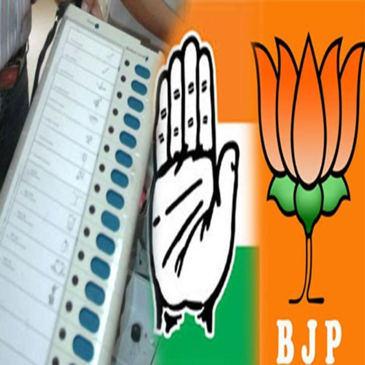 Congress - BJP