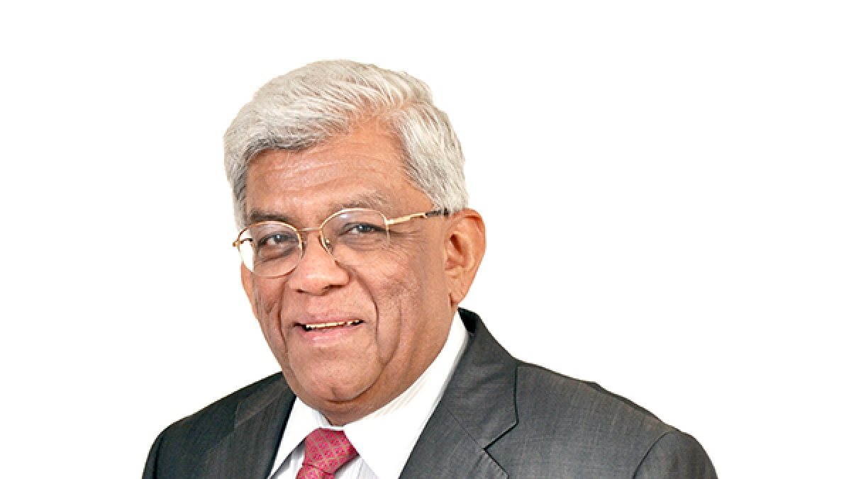 All macros favouring India, companies should pass on tax cuts to consumers: Deepak Parekh