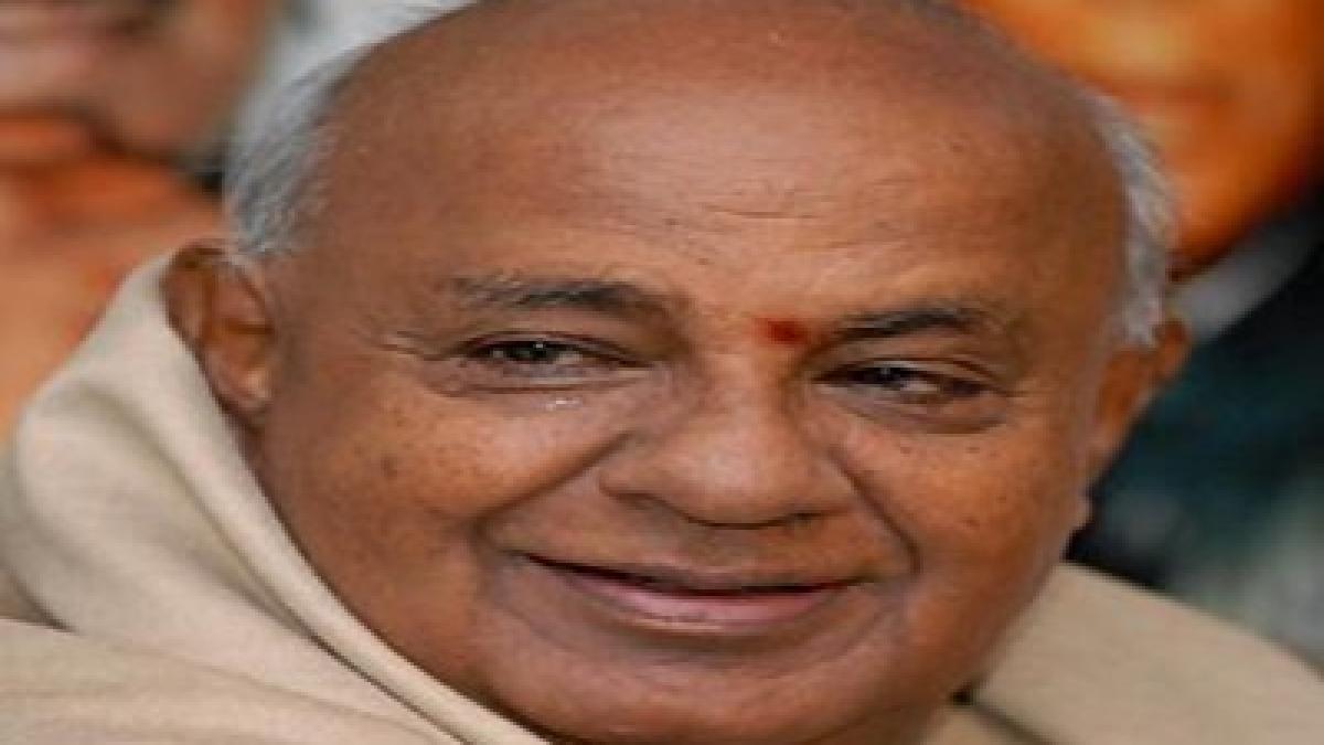 JD(S) to field former Prime Minister HD DeveGowda as Rajya Sabha candidate