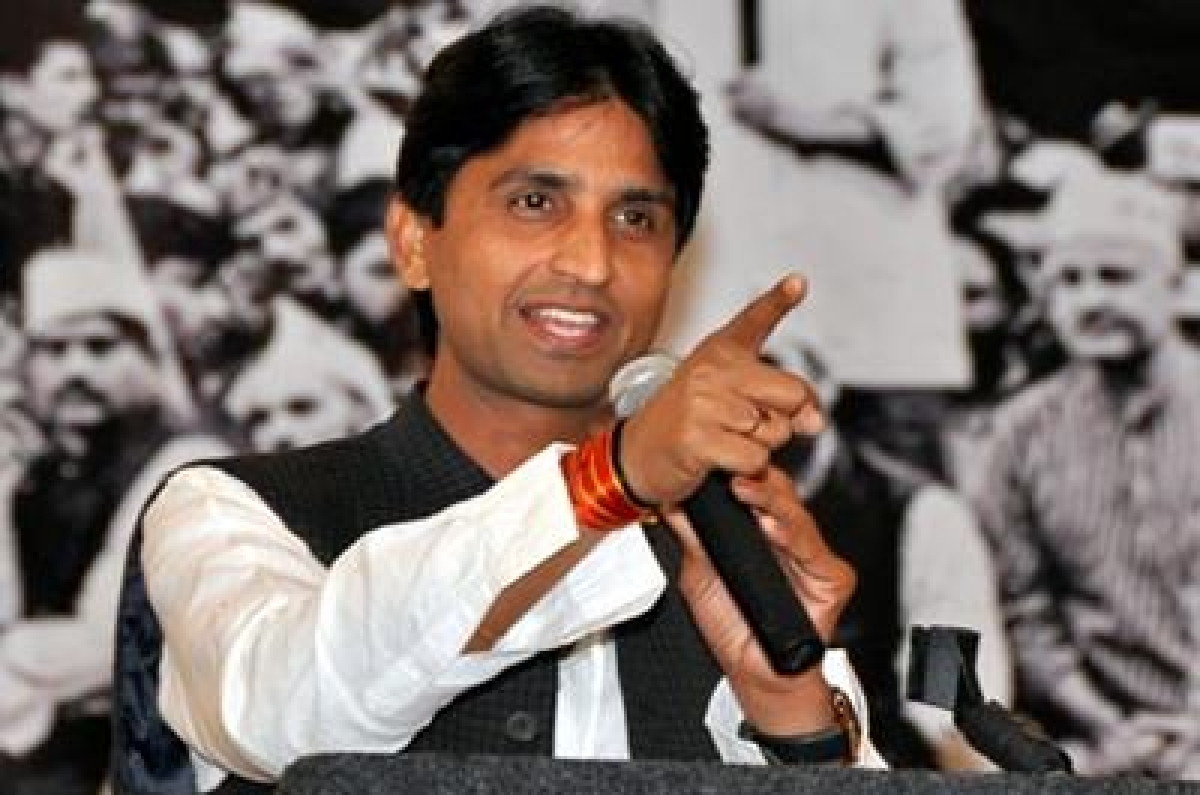 Stories planted against me, will keep fighting 'dirty politics': Kumar Vishwas