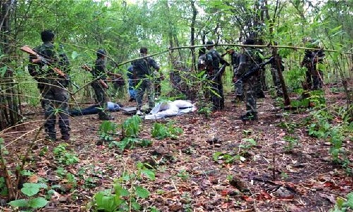 New security camps limit Naxal movement in Chattisgarh