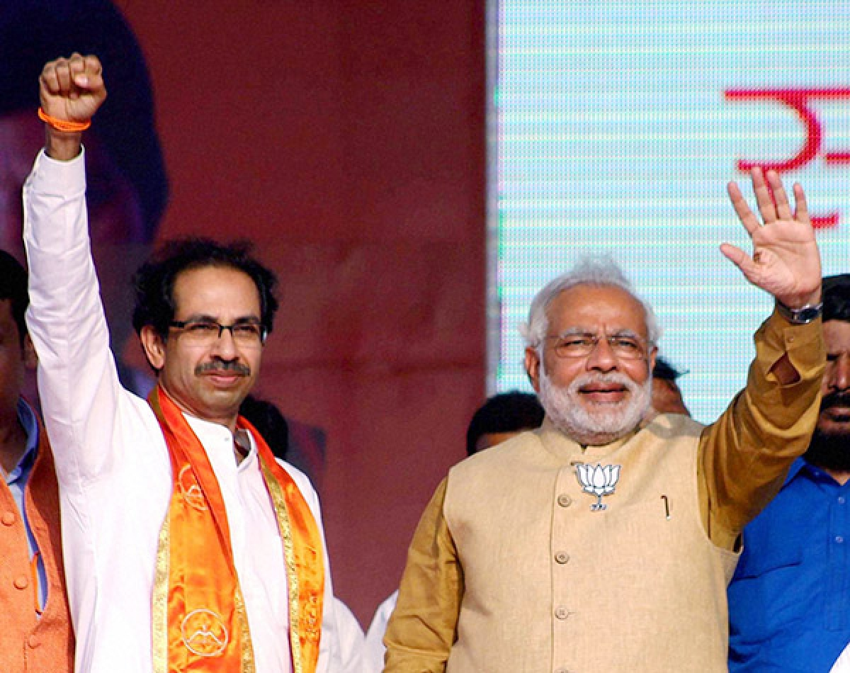 Maha CM Uddhav Thackeray requests PM Modi for central forces to give state police some rest