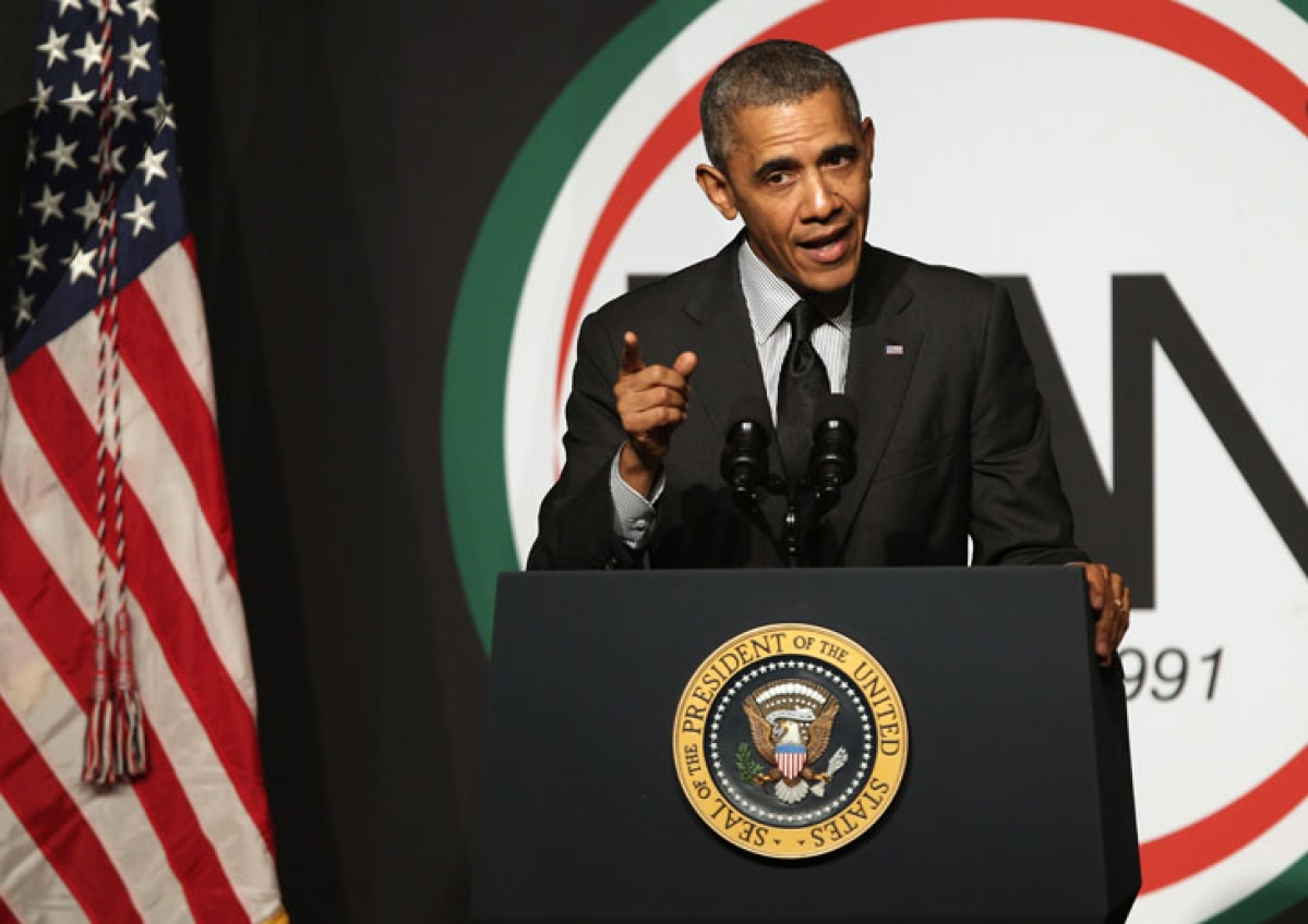 Afghanistan still very dangerous place: Obama