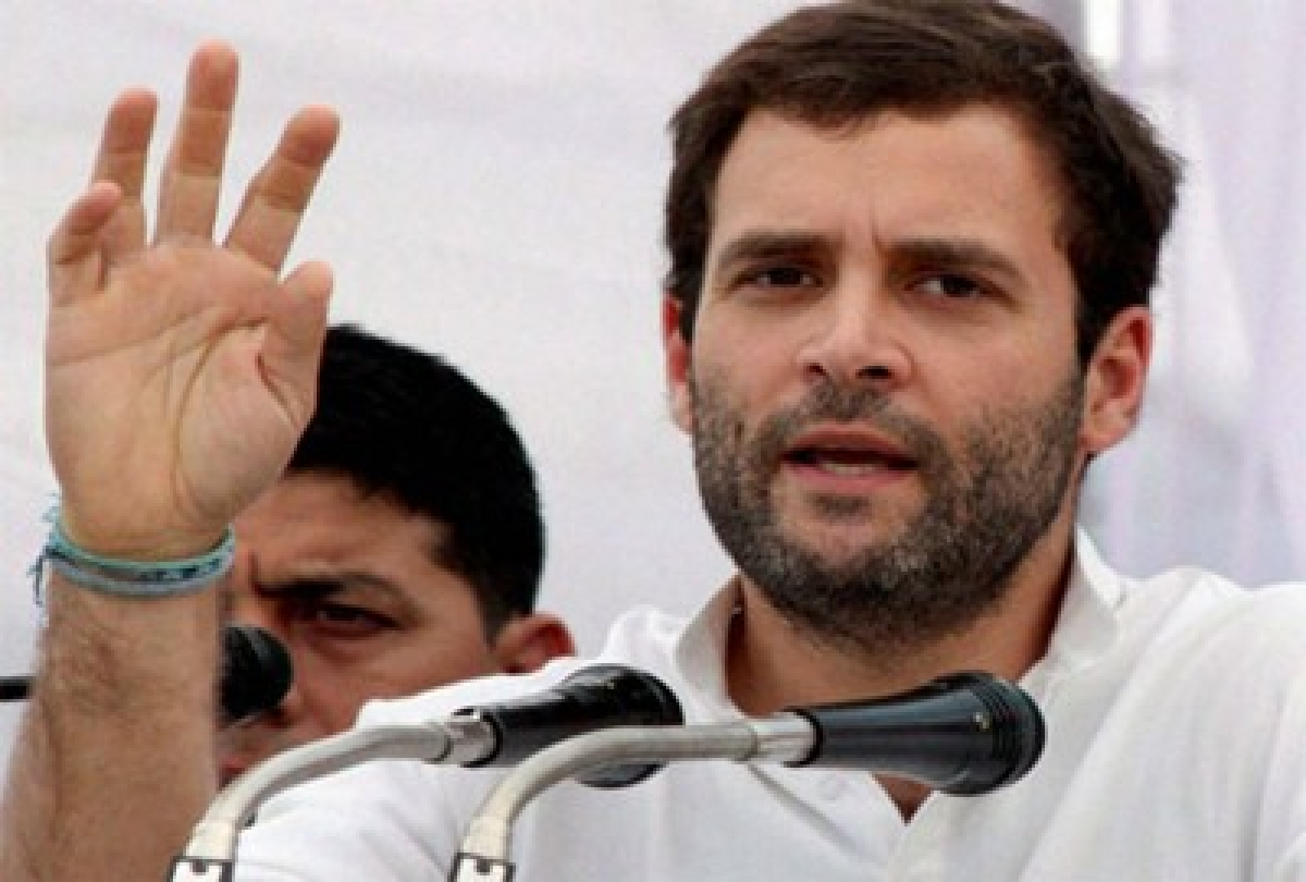 Rahul spearheads oppn protests in LS