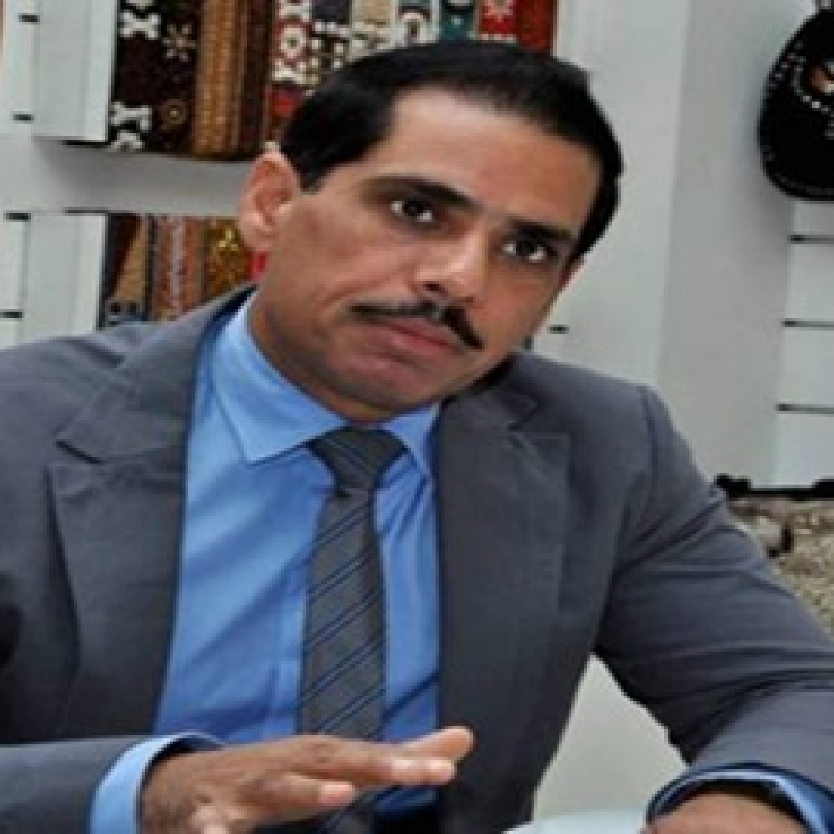 Robert Vadra's custodial interrogation required: ED to Delhi HC