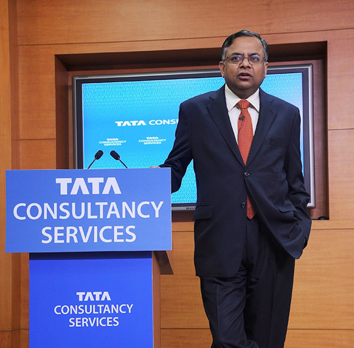 Tata Consultancy Services Q2 net rises 22.6% on strong revenue growth