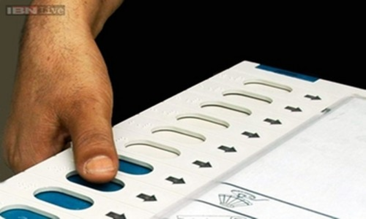 Independent candidate enlivens race in Andheri east