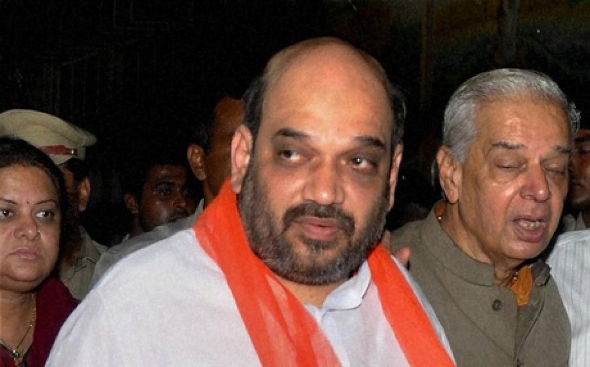 EC lifts ban on Shah