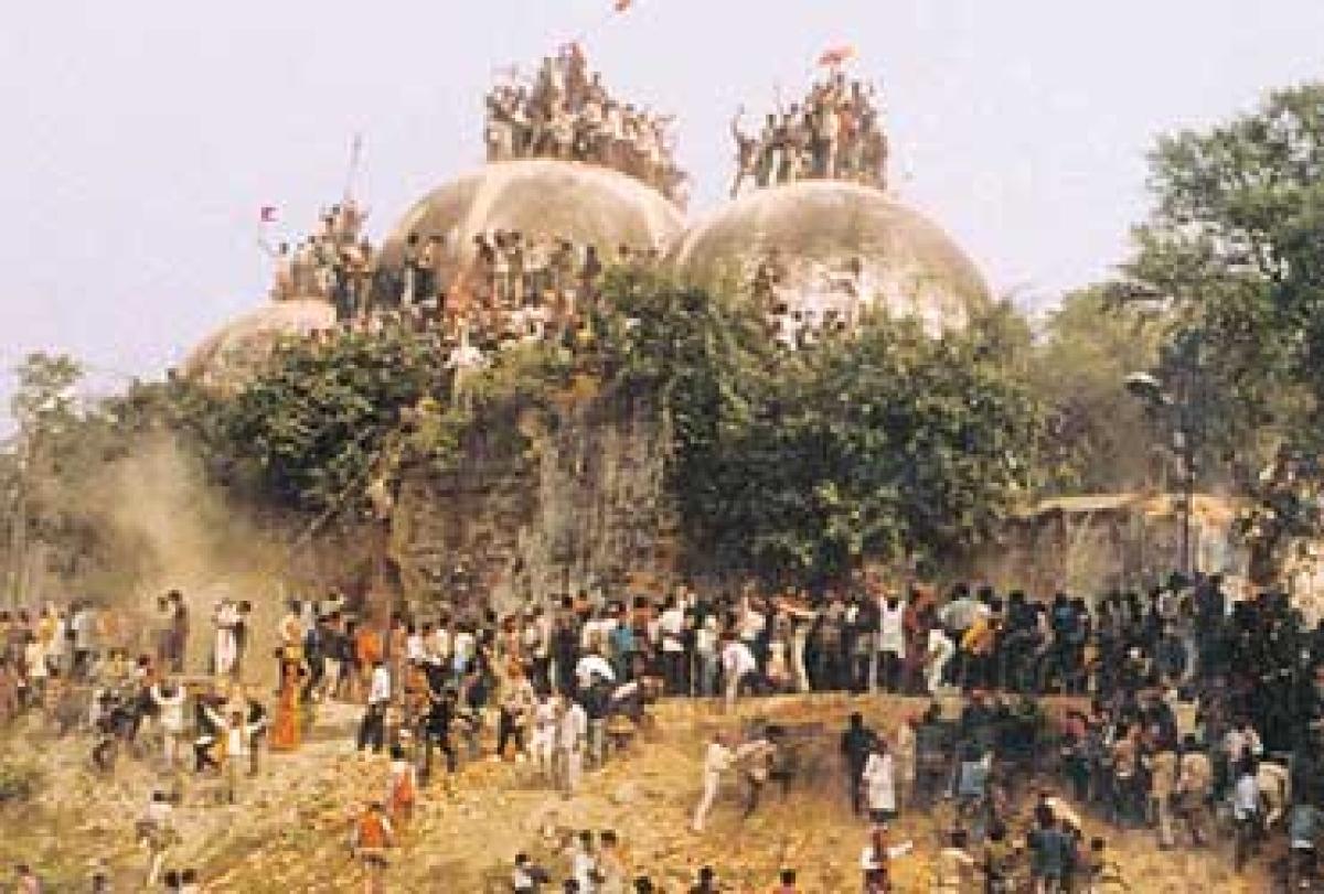 Babri Masjid verdict tomorrow: All you need to know about case involving LK Advani, Murli Manohar Joshi, and others