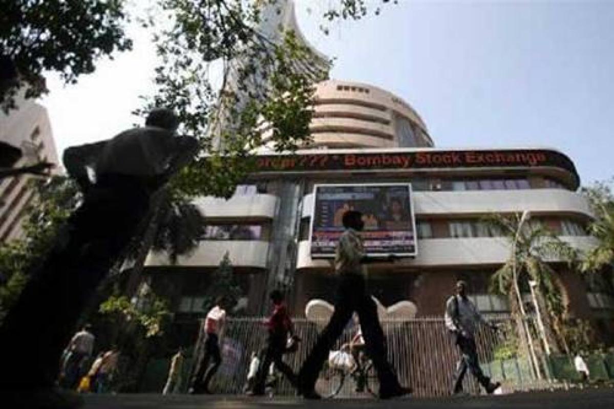 Sensex surges 351 pts; mkts hopeful of reforms post elections