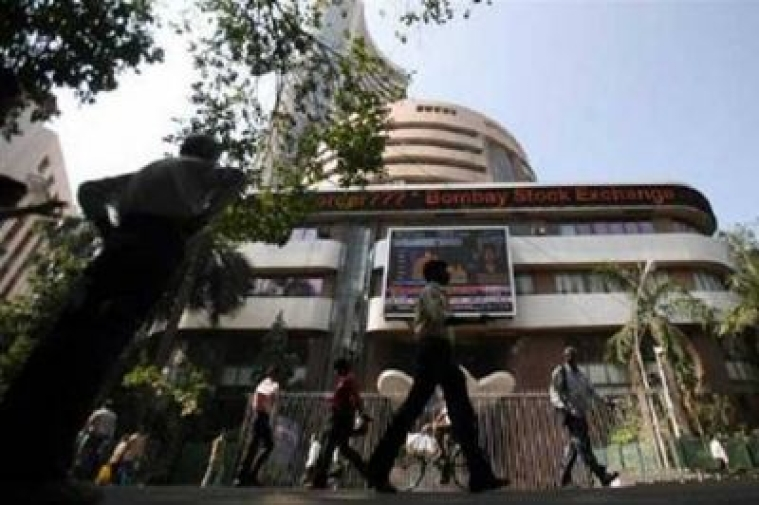 Sensex trades nearly 100 points down; consumer durables stocks rise