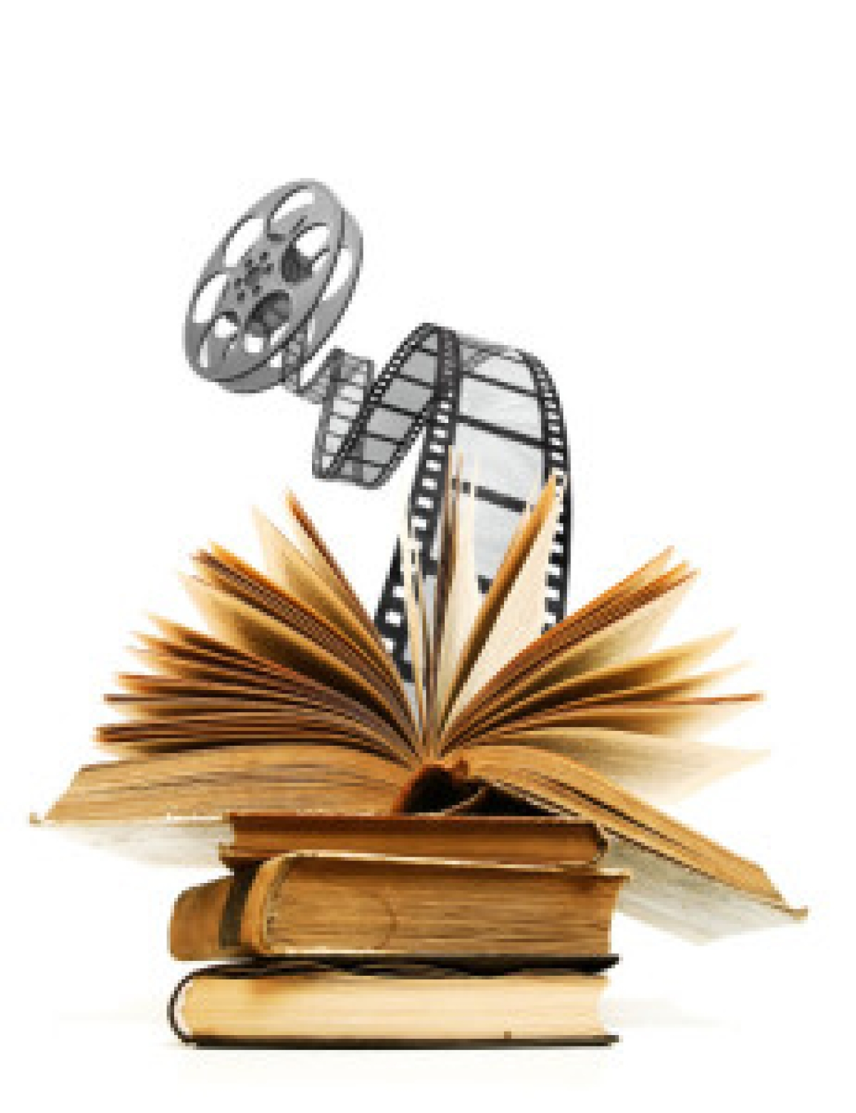 Men prefer to watch film adaptations of books