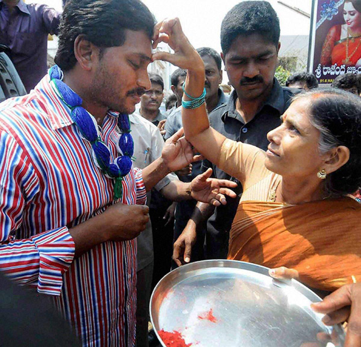 YS Jaganmohan Reddy urges EC to delete 60 lakh defective voters