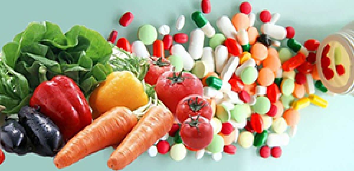 Vitamin supplements are no  substitute for natural foods