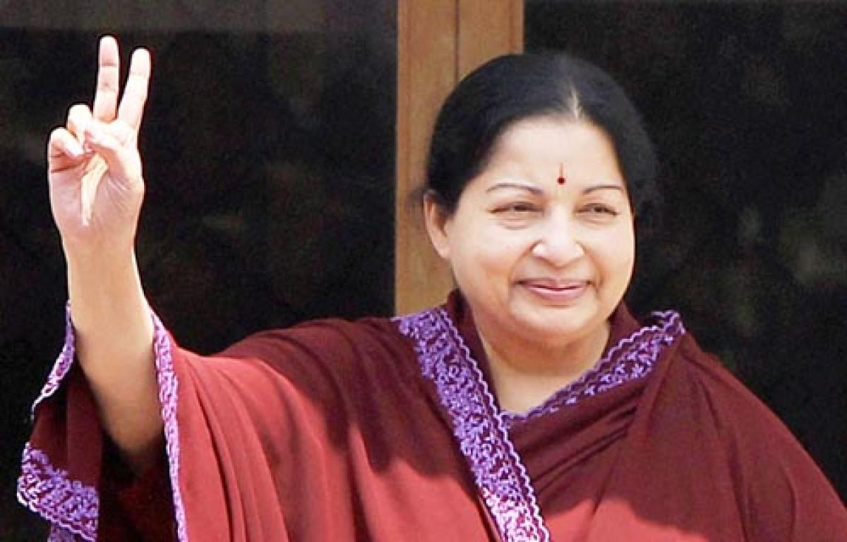 Jaya rips into Modi's model