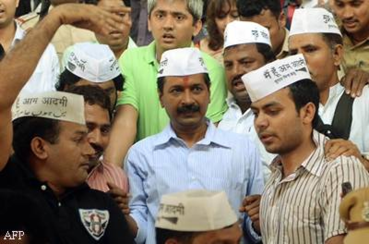 AAP, in Lok Sabha debut, to train its MPs