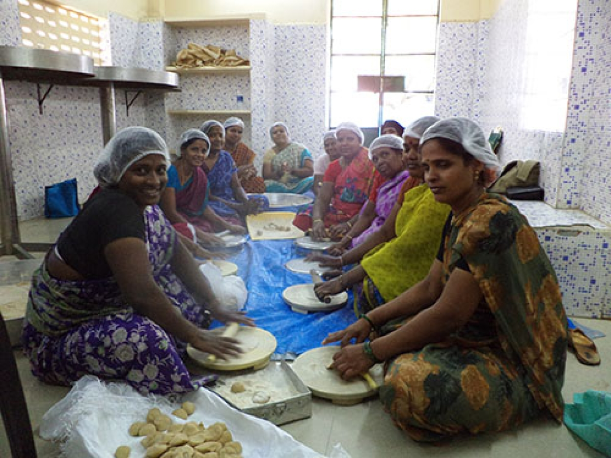 The women who have found employment at the Amma canteens have now given up their jobs as domestic help. They work in shifts and mange carry home a decent monthly income.  The food at the Amma canteens is inexpensive and has become very popular with the locals be it office-goers or the daily wagers.