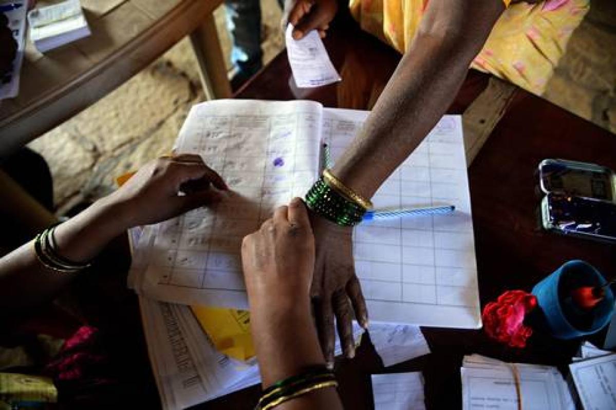 Maharashtra records 61.80 percent voting