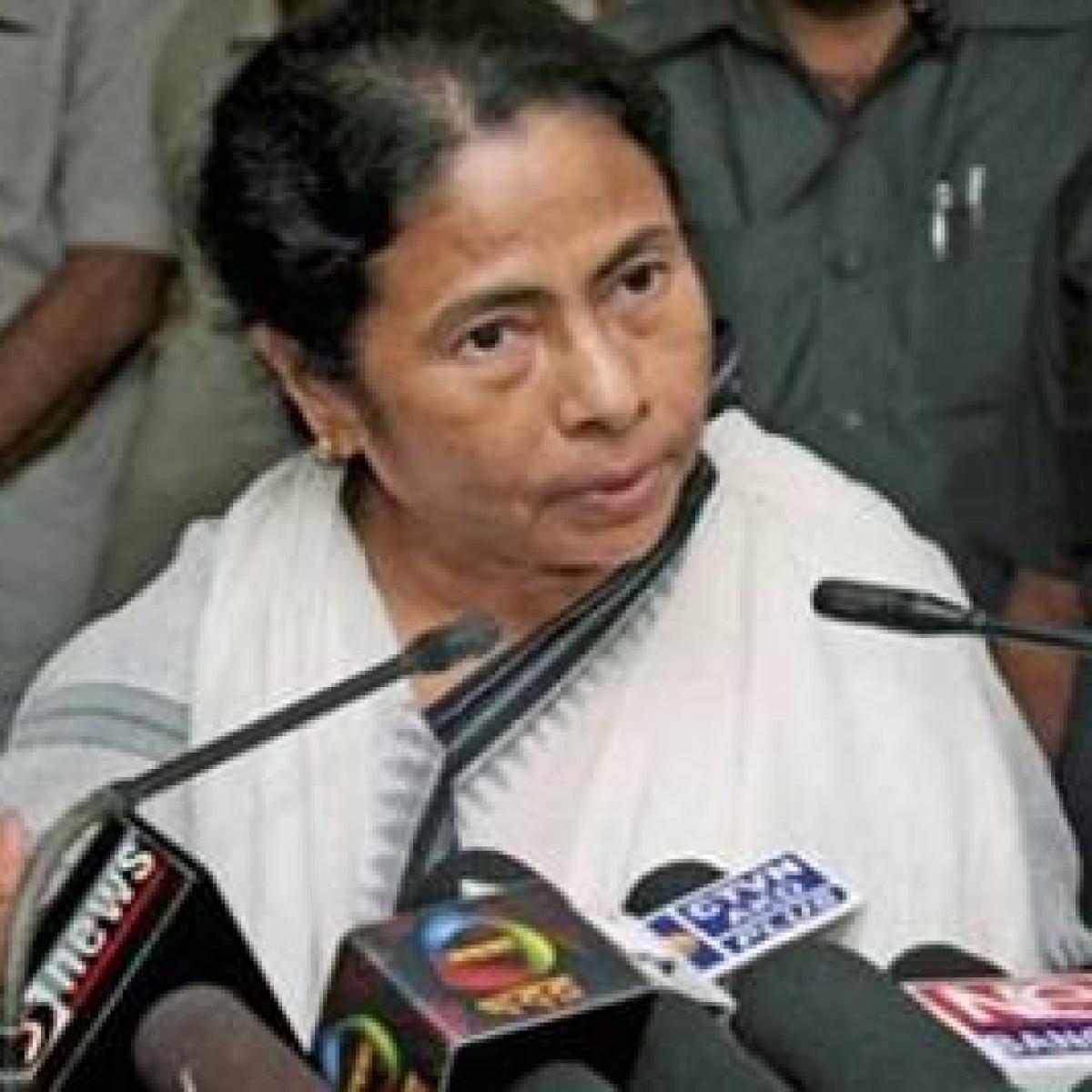 Democracy is missing: Mamata Banerjee after Chidambaram's arrest