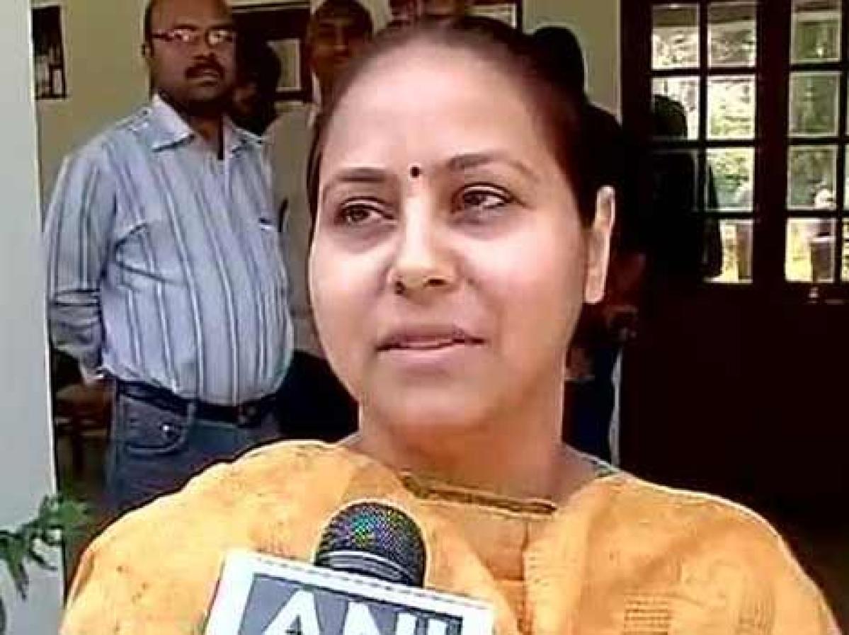 FIR against Misha Bharti for poll violation