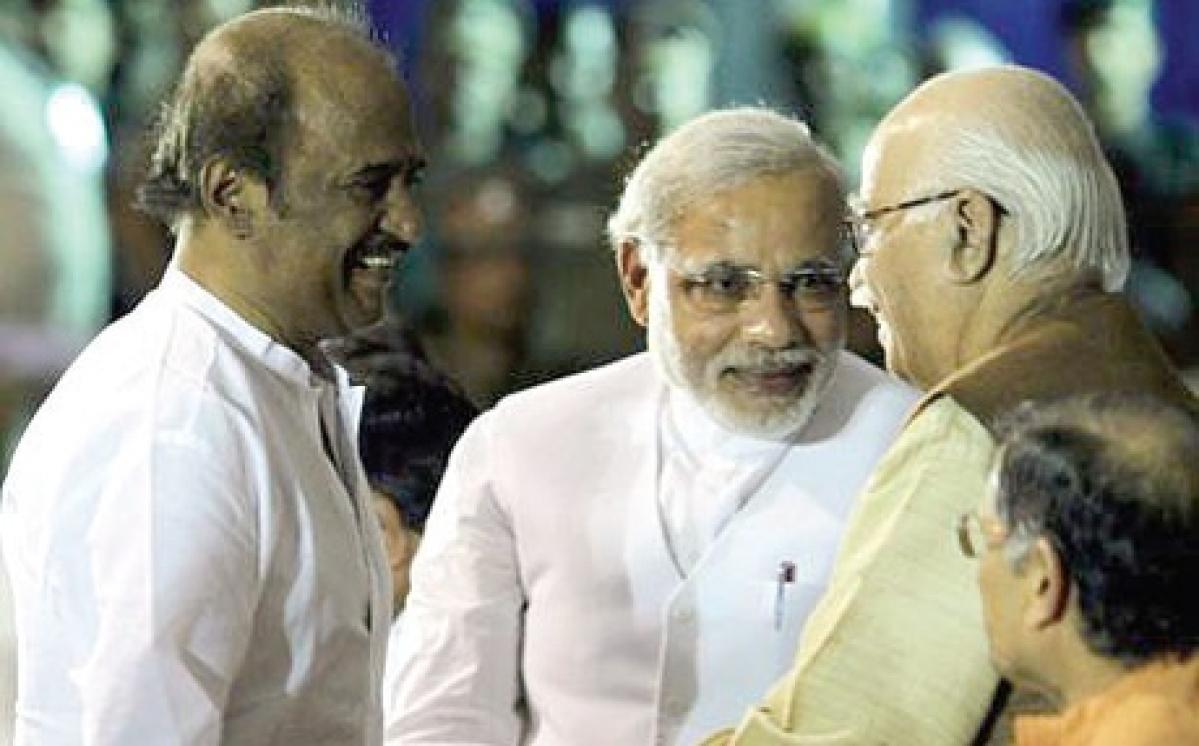 Rajnikanth not to attend Modi swearing-in ceremony