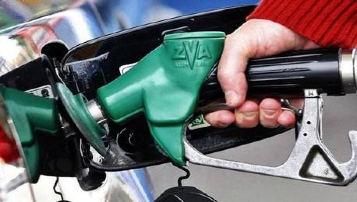 Petrol price cut; diesel gets costlier