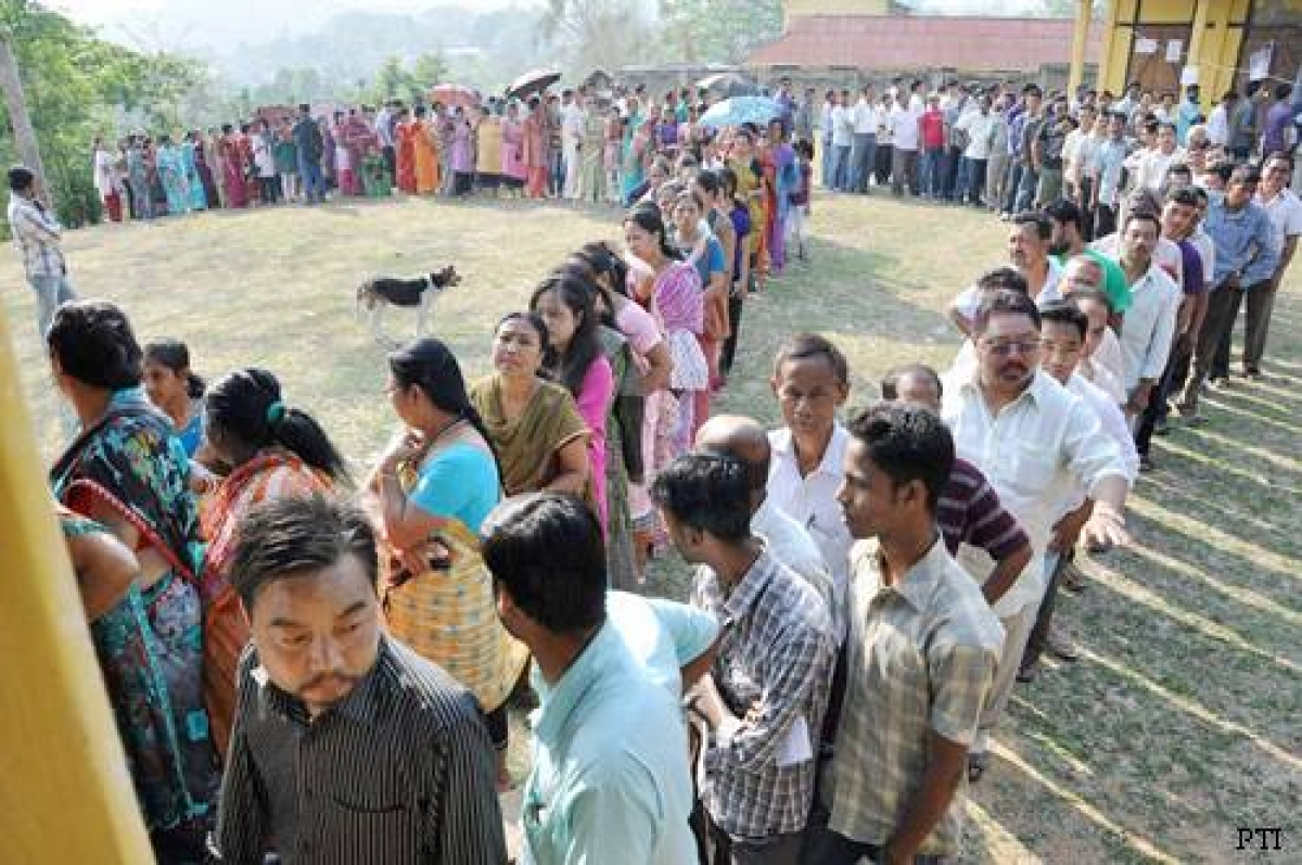 Notification issued for last phase of LS polls