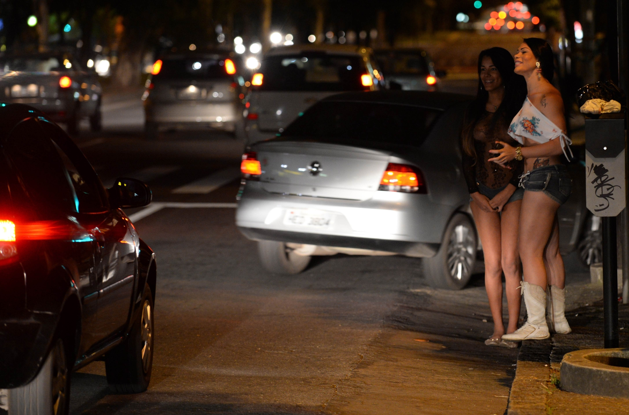 Is prostitution legal in doha qatar