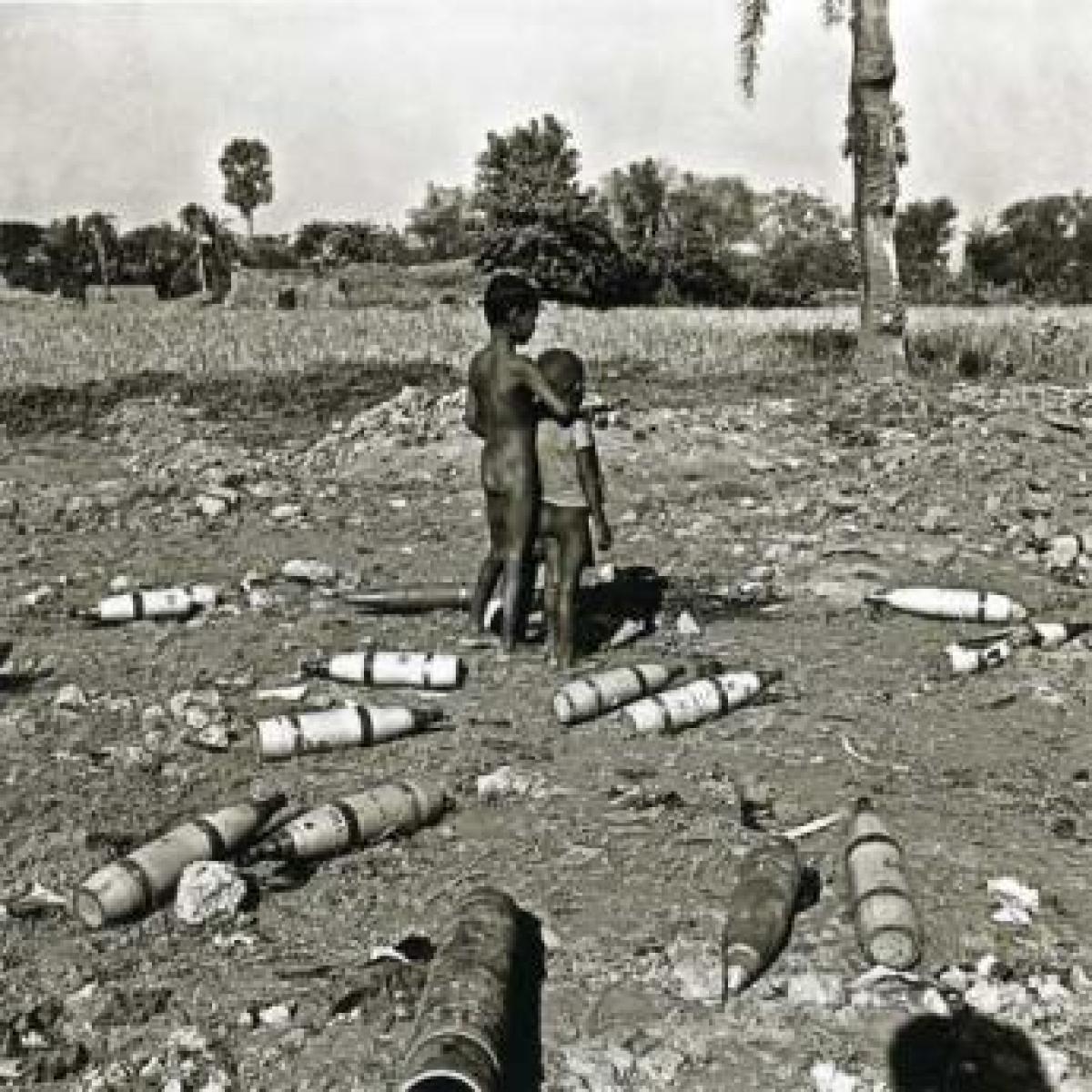 1971 Indo-Pak war era mortar shells found