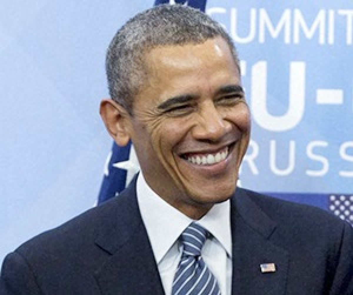 Obama wishes Happy Diwali