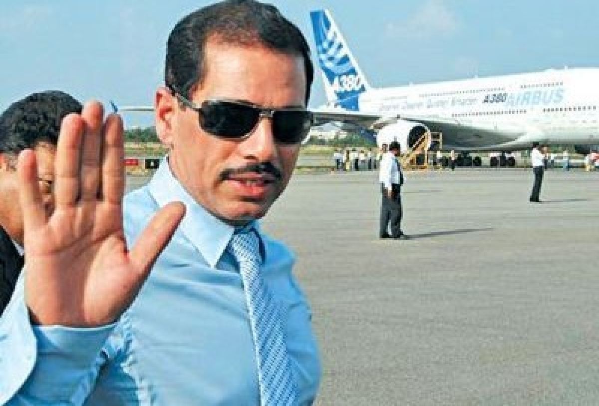 Missing DLF-Vadra deal info: BJP flogging 'non-issue', says Cong