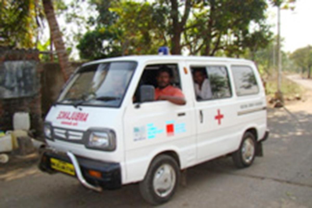 Central Railway seek better ambulances