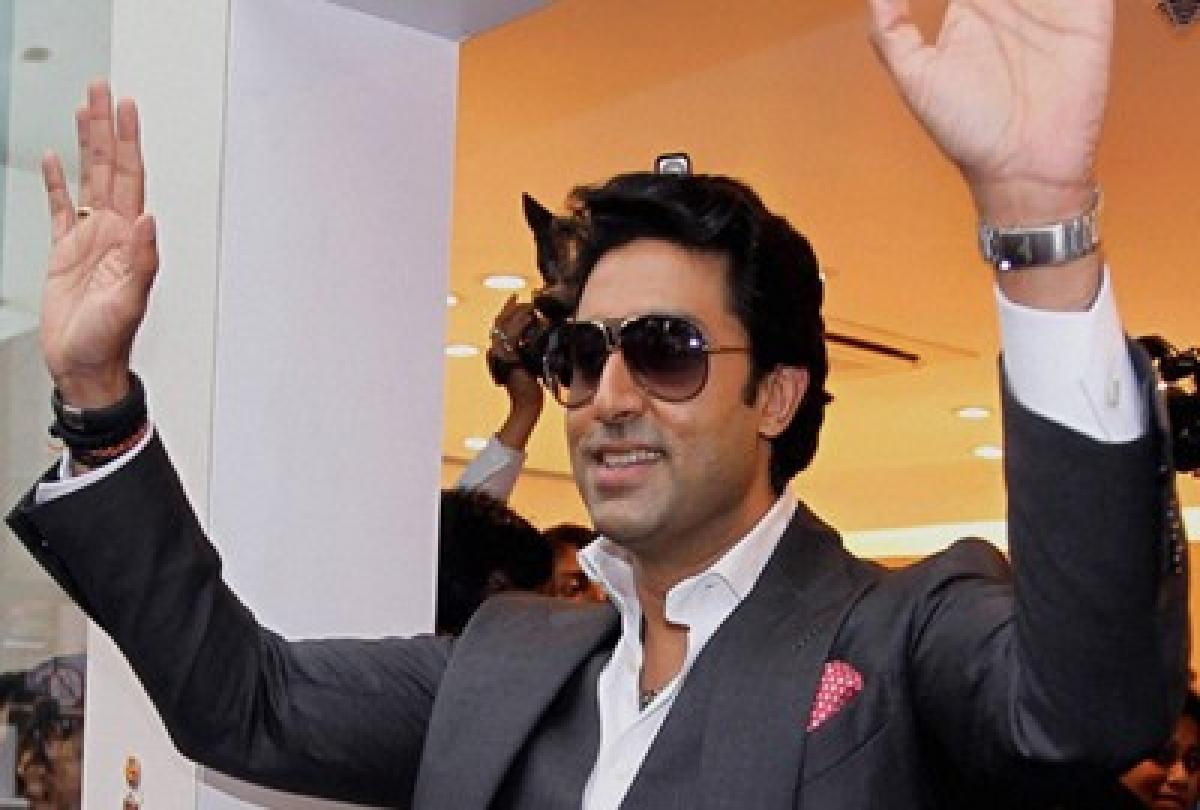 Abhishek Bachchan gets 7 mn Twitter followers