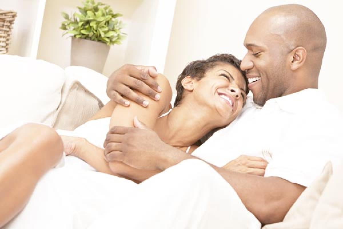 Contraceptive pill doesn't kill sex drive