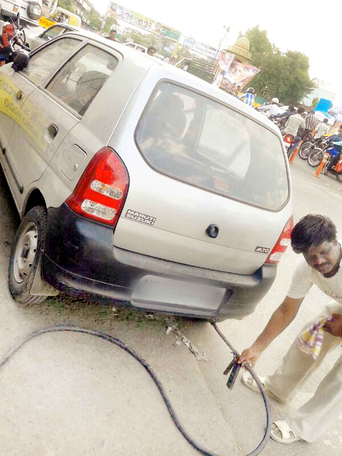 RTO crack down on polluted vehicles