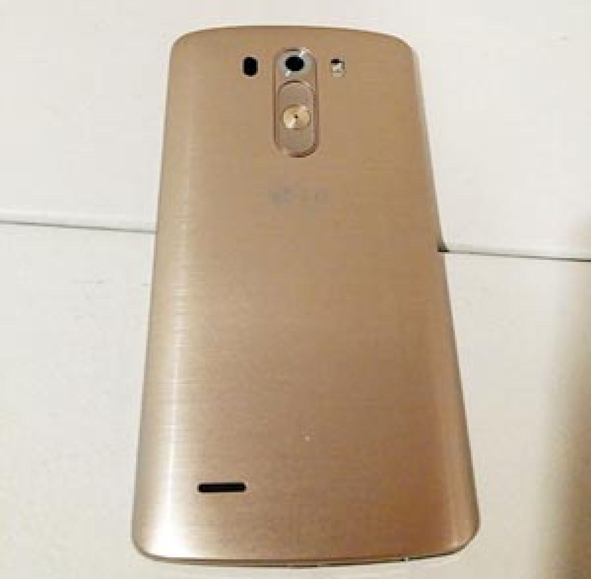 LG G3's pictures leaked ahead of May 27 launch