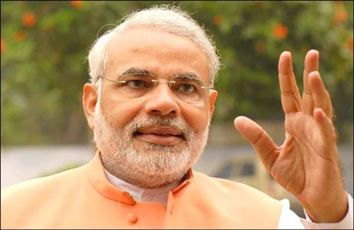 Modi thanks all for their constant support, blessings
