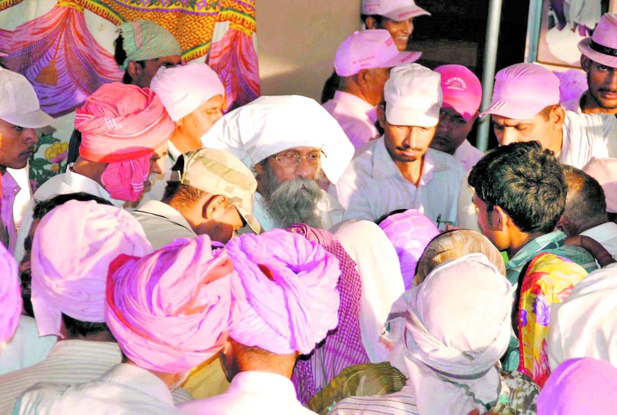 Gurudwara row: HSGMC members clash with police in Kurukshetra