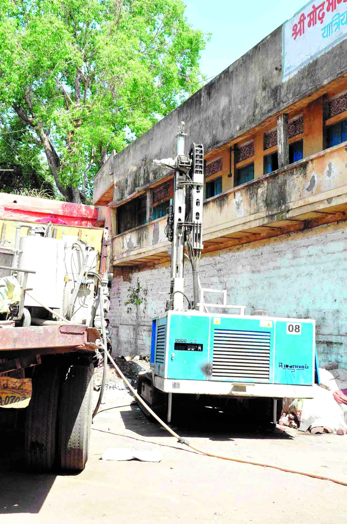 Protest against installation of mobile towers escalates