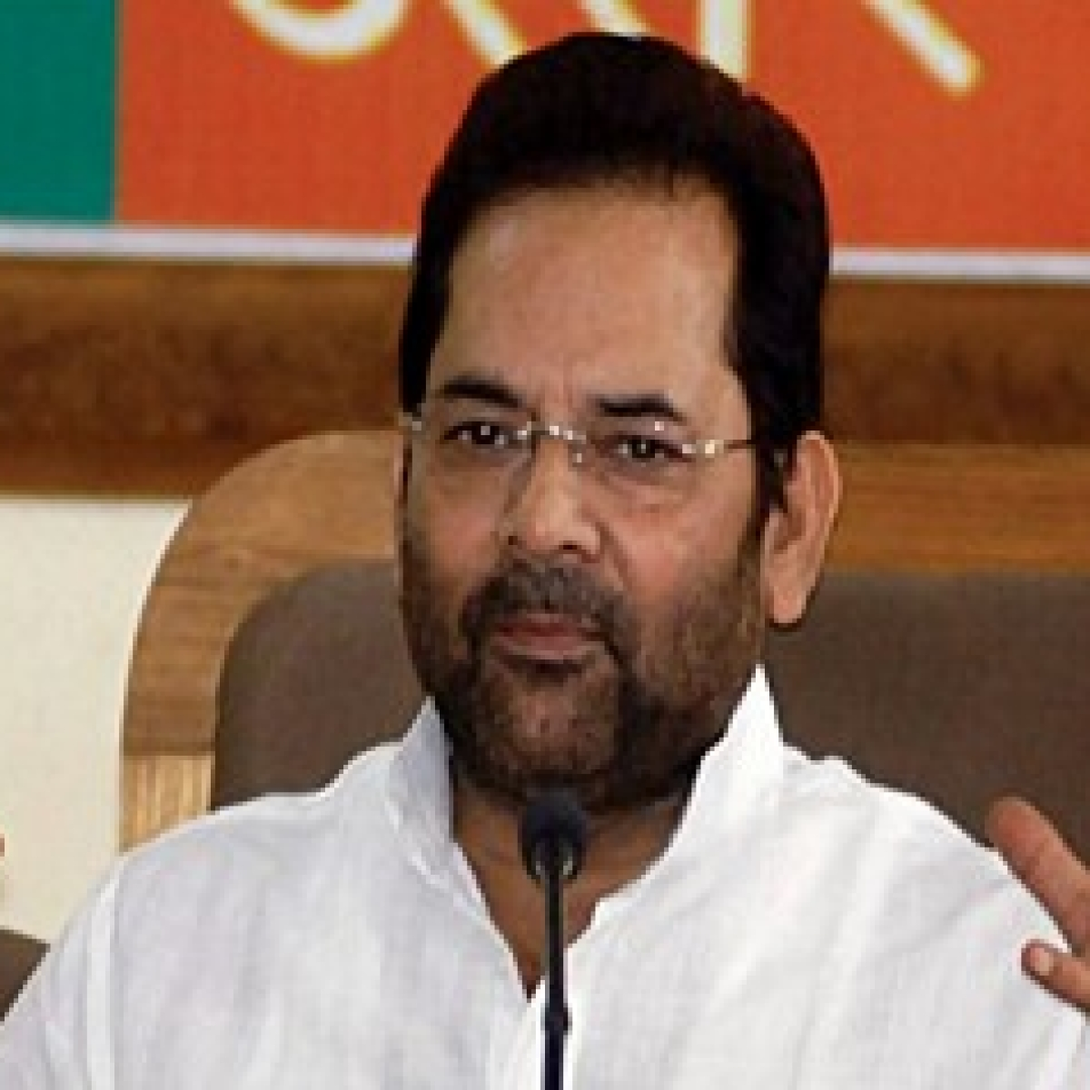 Govt's move cleared path for solving '370 problems' of J&K: Mukhtar Abbas Naqvi