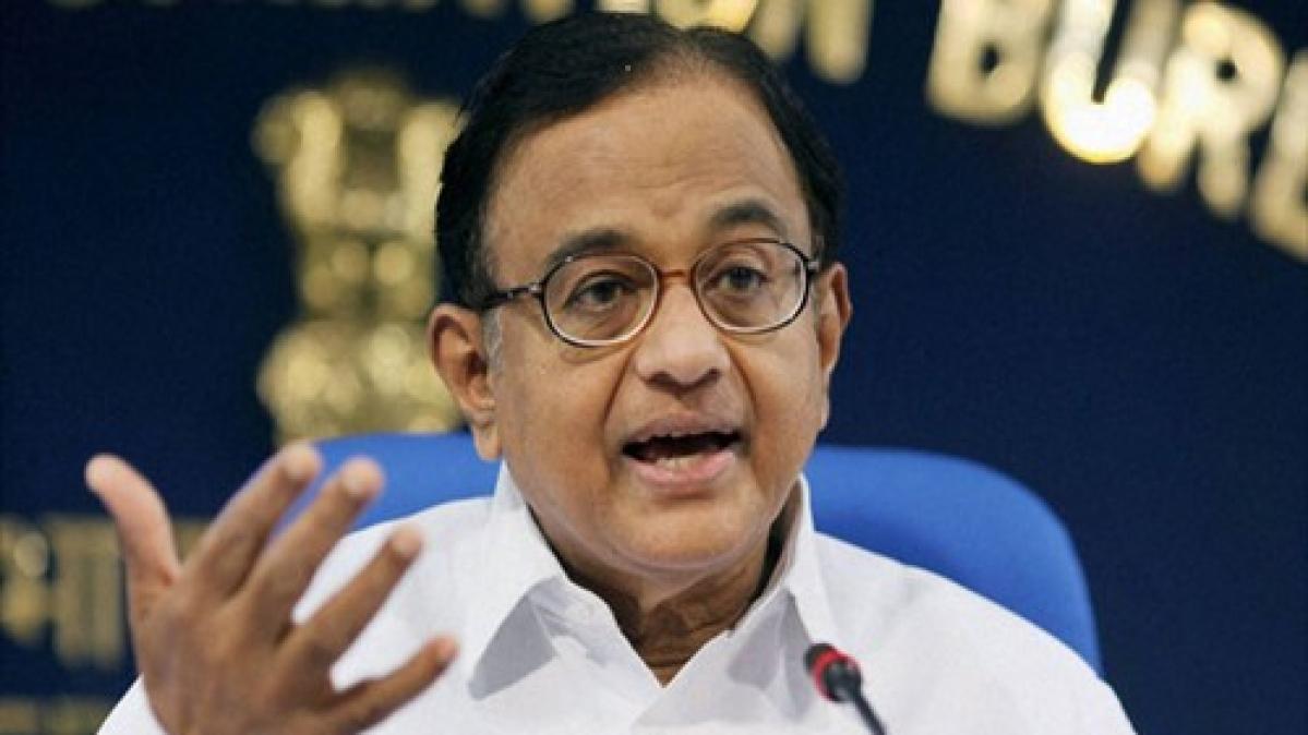 P Chidambaram urges Congress to lead attack on PM Modi government